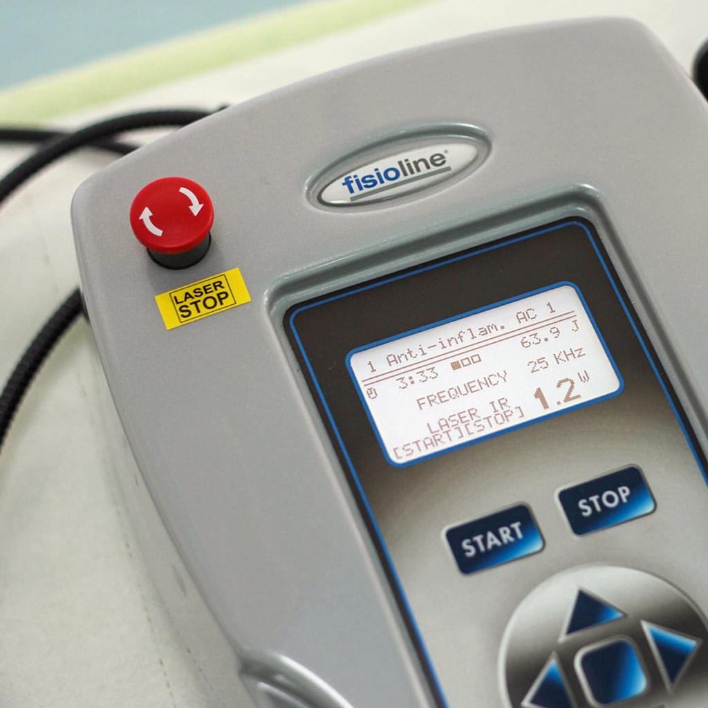 Laser za fizikalnu terapiju