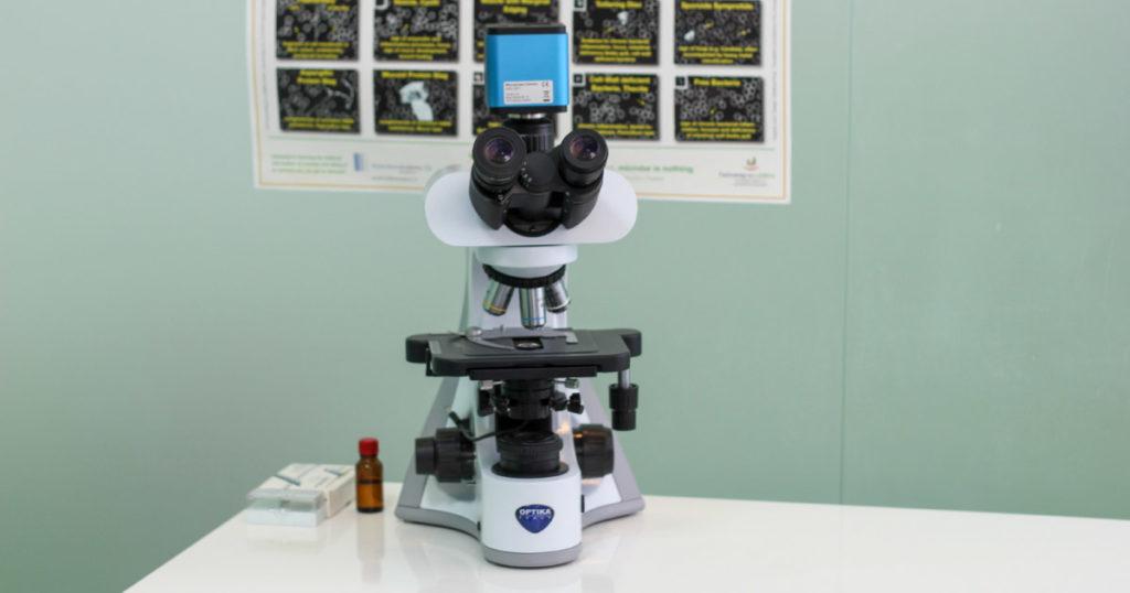 darkfield-mikroskopija