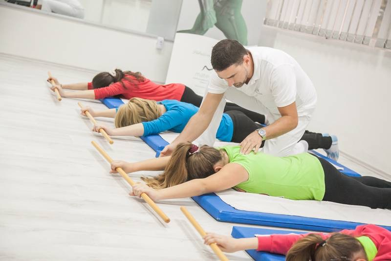 schroth terapija vježbe